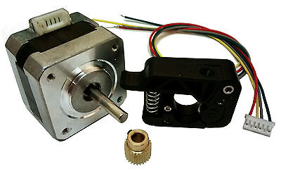 3d Printer - Filament Extruder Feeder Kit With Nema 17 Motor And Driver Gear