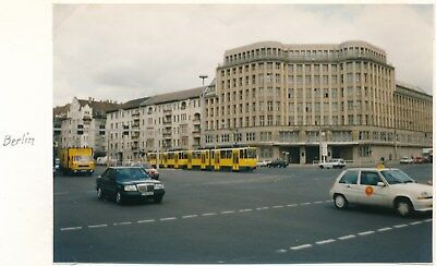 Berlin neuer Anstrich, 1435mm, S-Bahn Strassenbahn Foto e92-1