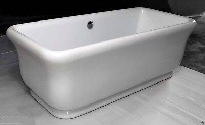 "Bathtub Freestanding - Acrylic Bathtub - Soaking Tub- Bathtub- Bellona II- 71.7"""