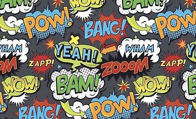 Jersey Eigenproduktion Batsch Boom Bang anthrazit Comic Emmilove