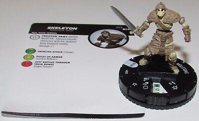 SKELETON 003 Undead HeroClix