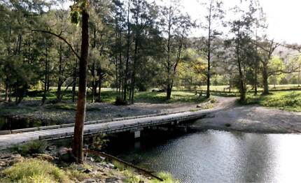 30 Acres of complete Serenity & Privacy