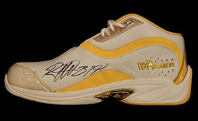 RON ARTEST Signed Basketball Shoe JSA - Metta World Peace RARE - Pacers  Lakers b3356dbd1