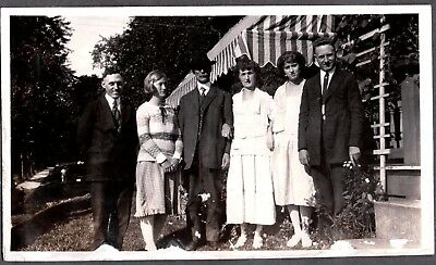 Used, VINTAGE PHOTOGRAPH 1920'S-30'S GIRL WOMEN'S HAIR DRESS CLOTHES FASHION OLD PHOTO for sale  Siletz