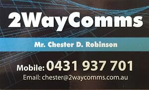 2WAYCOMMS Automotive Electronics and Radio Equipment Bald Hills Brisbane North East Preview