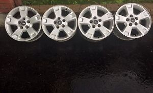 "OEM Ford, 4 wheels 16"" for sale/4 jantes 16 pouce 5x114.3"