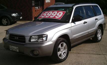 2003 Subaru Forester 2.5 XS Lonsdale Morphett Vale Area Preview