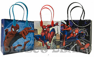 30 pc Marvel Spiderman Party Favors Gift Toy Bags Birthday Candy Treat Loot