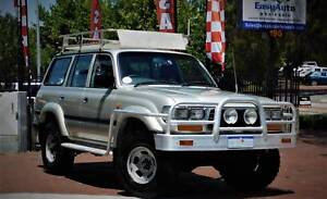1997 Toyota LandCruiser SUV Mount Hawthorn Vincent Area Preview