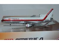 SAUDIA Lockheed L 1011-200 HZ-AHA  Tristar StarJets 1:500  /& Herpa Wings Katalog