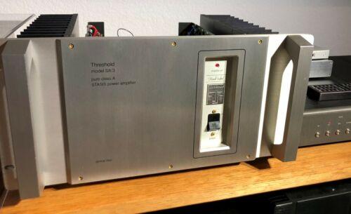Threshold SA Amplifier - Power amp- SA/1-SA/2-SA/3 -upgrade, repair service