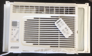 Garrison 5000btu window air conditioner with remote