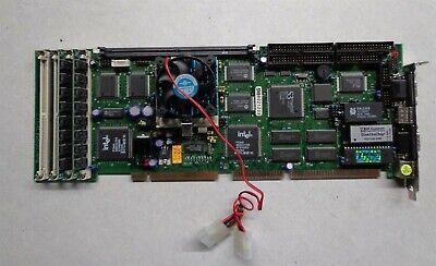 Windriver Vx Works Hs5010 Ver. 2.2 Single Board Computer W Pentium Mmx Cpu 12