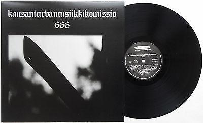 Kansanturvamusiikkikomissio - 666 LP Appendix Kaaos Bastards Finland Hardcore