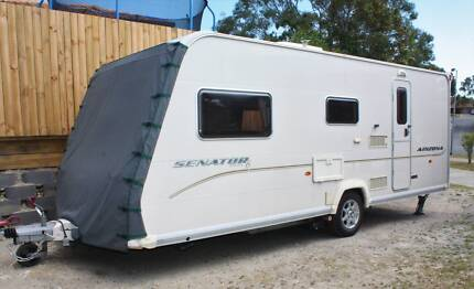 2009 Bailey Senator Arizona S6 caravan - immaculate condition