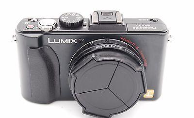 Panasonic Lumix DMC-LX5 10.1MP 3''Screen 3.8x Zoom Digital Camera BLACK for sale  Shipping to India