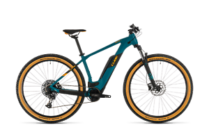 NEW Cube Electric Bike Reaction 400 EMTB