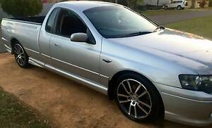 FALCON XR6 UTE Redcliffe Redcliffe Area Preview