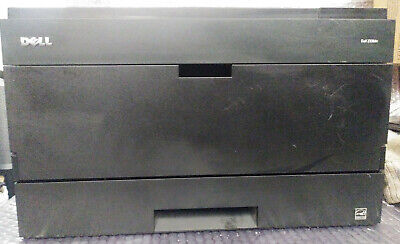 32 Mb Duplex Usb - Dell 2330dn Monochrome Workgroup Printer 44K & 58K PAGES W/ POWER & USB CABLES