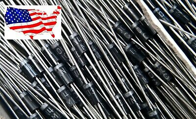 1n4003 10 Pcs 1a 200v Rectifier Diode - From Usa