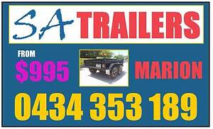 SA TRAILERS (SOUTH) Glengowrie Marion Area Preview