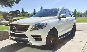 2013 Mercedes ML350 Bluetec