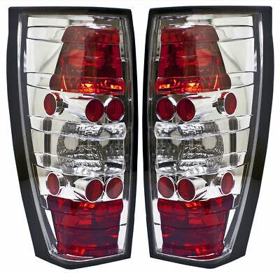 New Platinum Tail Light Set For 02-06 Cadillac Escalade EXT 15096923 GM2800241