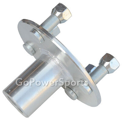 """Go-Kart Parts, 4""""x4"""" Live Axle Hub 1"""" bore inner and 3/4"""" outer, part# KD4x4LAH"""