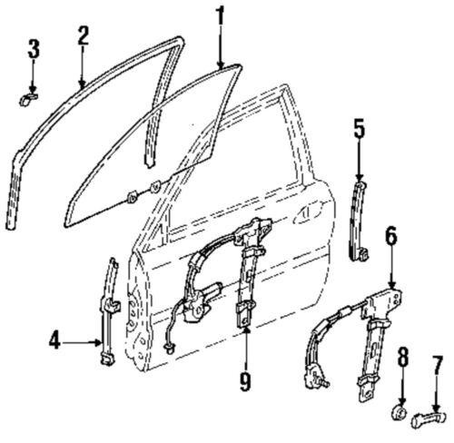1996 Audi A6 Fuse Diagram