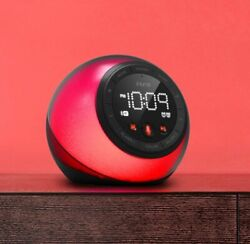 iHome IBT29 Bluetooth Color Changing Alarm Clock Speaker System NIB NEW $60