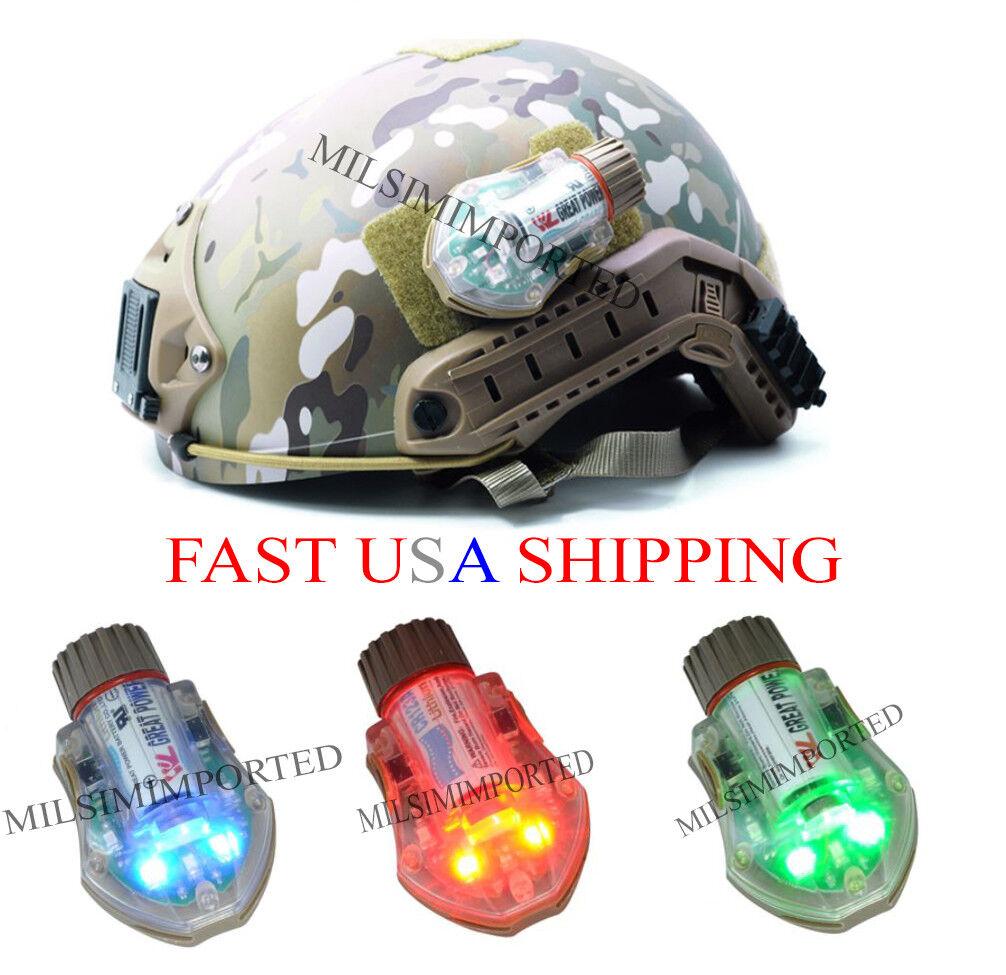 FMA Manta Strobe Style IR LIGHT Type 2 Helmet Strobe Lights