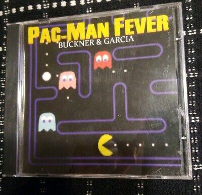 Pac-Man Fever CD by Buckner & Garcia rare Fuel Press