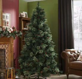 Tesco Luxury Christmas Tree - £35