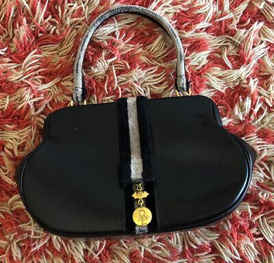 Vintage Roberta Di Camerino Bagonghi Leather Purse