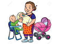 Energetic weekend nanny mothers help available now!!