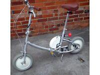 Panasonic folding mini bike - retro collectable!