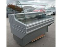 catering equipment / Serve-Over Display Counter (1.5m) fridge NEW