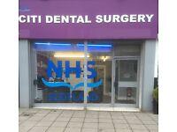 Trainee Dental Nurse with Reception Duties