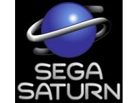 SEGA SATURN CONSOLE WANTED