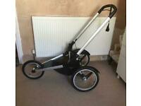 Bugaboo Runner Running Buggy Chassis - Fits All Bugaboo Seats