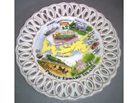 esd japan hand painted plate