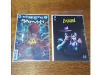 Batman 21 Lenticular & Batgirl 41 (Cover)
