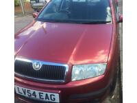 2004 Skoda Fabia Elegance 1.4 automatic , Excellent condition with NEW MOT !