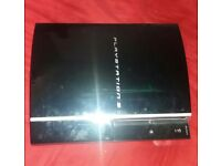 PS3 console only no wires or control