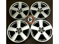 "18"" Genuine Audi Ronal RS6 alloys, excellent condition."