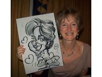 caricaturist fun caricature entertainment for your wedding, party or corporate events and much more