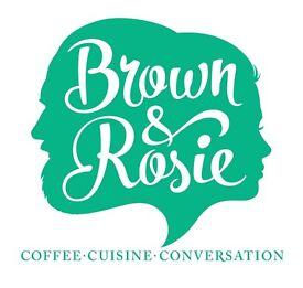 Experienced Waitress for Australian Coffee Shop
