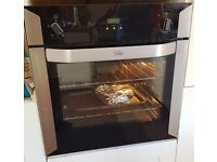 Belling built in/Integrated single electric oven/cooker