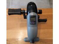 PEDAL EXCERCISE AEROBIC ARM-LEG MACHINE