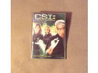 CSI LAS VEGAS - COMPLETE SEASON 12 - DVD DISC SET